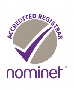 Nominet Accredited partner